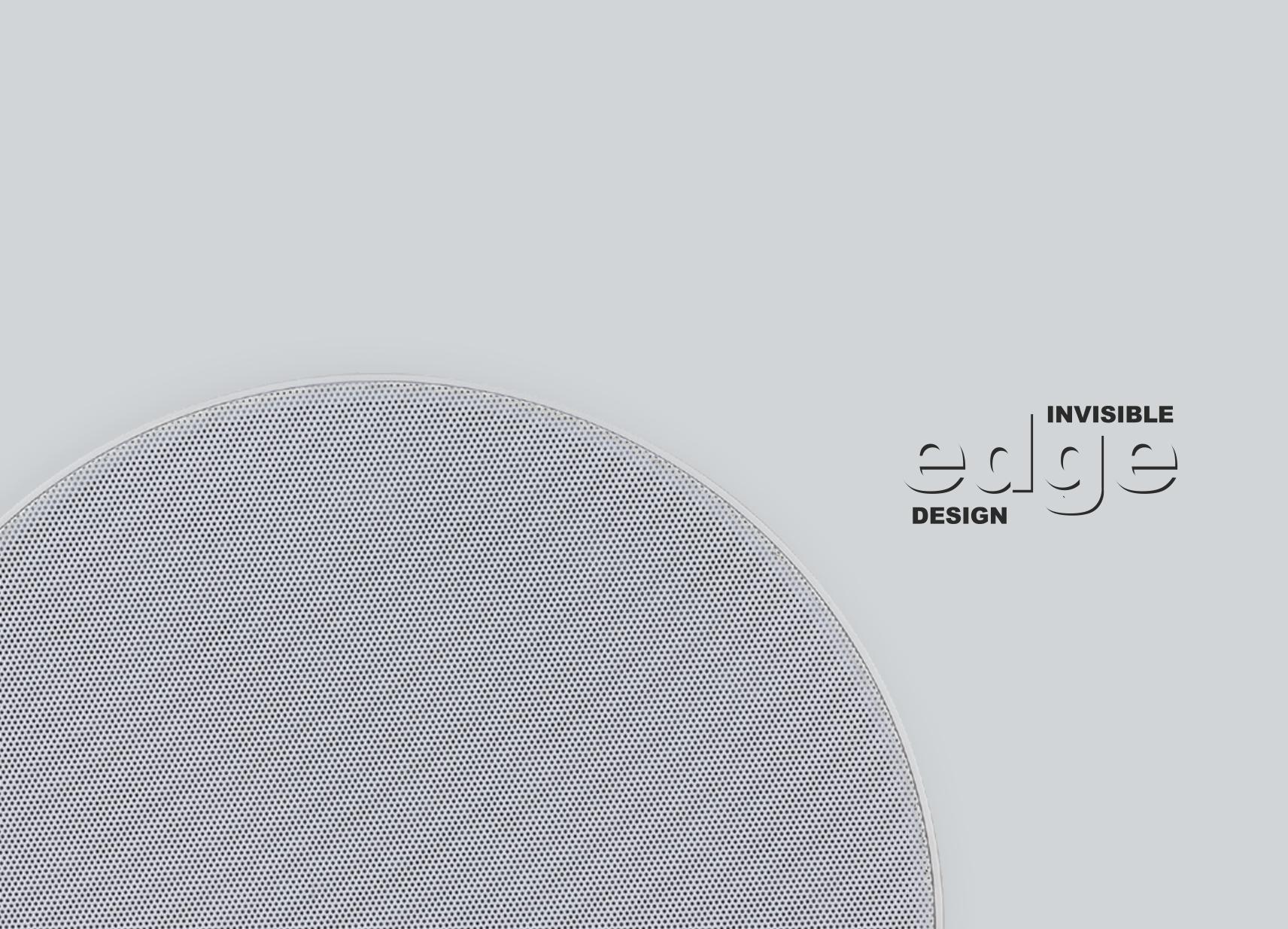 Invisible Edge Design